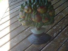 Cast Iron Tree Doorstop