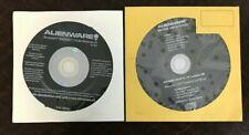 Microsoft Windows 7 Home Premium 64-bit SP1 Alienware DVD and Drivers/Utilities