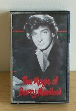 1984 Tape Cassette, The Magic of Barry Manilow, 12 track Album, Arista Records