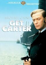 GET CARTER (1971 Michael Caine) - Region Free DVD - Sealed