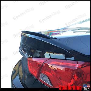 Rear Trunk Lip Spoiler Wing (Fits: Chevy Impala 2014-present) 244L SpoilerKing