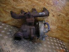 444854 Turbocompresseur Peugeot 206 Hayon 2.0 IDH bas 66 KW 90 PS (12.1999 - >) qui compte de
