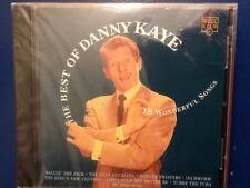 DANNY. KAYE.      BEST. OF.DANNY. KAYE.        EIGHTEEN. TRACKS   COMPACT DISC