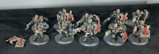 Privateer Press Warmachine Khador Assault Kommandos Painted