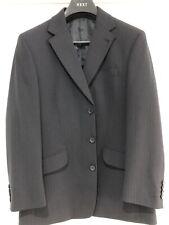 Next 2 Piece Navy Pinstripe Suit, Jacket 40S, Trousers 32S