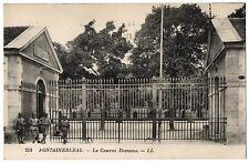 CPA 77 - FONTAINEBLEAU (Seine et Marne) - 253. La Caserne Damesne - LL