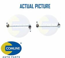 2 x NEW COMLINE FRONT DROP LINK ANTI ROLL BAR PAIR OE QUALITY CSL5022
