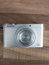 Fujifilm XQ1 Digital Camera - Silver - Boxed