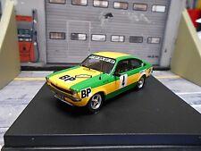 Opel Kadett C GT/E coupé rallye mille pistes #4 Clarr 1976 winner Trofeu 1:43