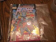 Avengers Terminatrix Objective 1 through 4 complete series VG