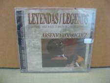 Leyendas/Legends by Arsenio Rodriguez (CD, 1995, Sony) - New!