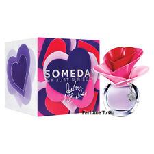 JUSTIN BIEBER SOMEDAY for WOMEN * 1.6/1.7 oz (50 ml) EDP Spray * NEW & SEALED