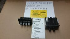 TOWING & UPFITTER Chassis Brain Box FORD F350 SD PICKUP 11 12 13 14 SEE DESC.