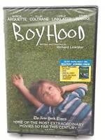 Boyhood Patricia Arquette/Ethan Hawke (DVD, 2015) Sealed! Brand New