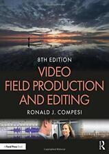 Video Außenaufnahmen und Nachbearbeitung, compesi 9781138584563 schneller Kostenloser Versand **