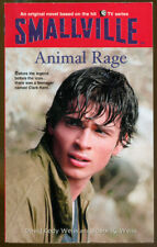 Smallville #4: Animal Rage by David & Bobbi Weiss-First Edition-2003