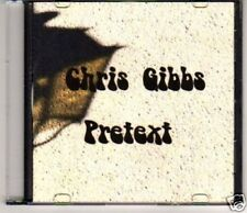 (E404) Chris Gibbs, Pretext - new CD