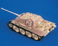 Verlinden 1/35 Jagdpanther Zimmerit & Details Set WWII (Tamiya) [Resin+PE] 1833