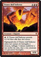 Titano dell'Inferno - Inferno Titan MTG MAGIC C13 Commander 2013 Ita