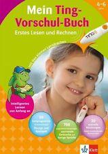 Mein Ting-Vorschul-Buch (4-6 Jahre) (2013, Set mit diversen Artikeln)