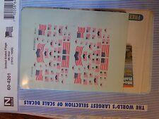 Microscale Decal N #60-4201 United States of America - 48 Star (1912-1959), Fla