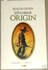 WOLVERINE ORIGIN MUSEUM EDITION GERMAN VARIANT WITH COA MINT 452/499 VERY RARE