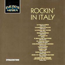 CD EMOZIONI IN MUSICA (De Agostini  IT 973/74) - ROCKIN' IN ITALY