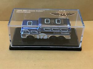 2019 Matchbox Gathering of Friends GMC Scenic Cruiser Dealer Model With Box