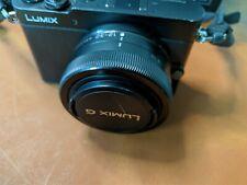 Panasonic LUMIX DMC-GM5 16.0MP Digitalkamera - Schwarz - Mit Zubehörpaket