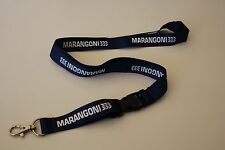 Marangoni clave banda/Lanyard/llavero nuevo!!!