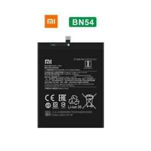 Batterie Xiaomi BN 54 - Xiaomi Redmi Note 9