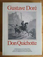 Don Quichotte illustré par Gustave Doré Gibert 1979