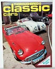 Thoroughbred & CLASSIC Cars - August 1978