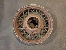 18x3.25 Original 1932 Ford Wire Wheel 5 x 5.5 - Slight Wobble