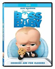 The Boss Baby (DVD, 2017) Widescreen*Brand NEW Comedy, Baldwin, FREE SHIP in USA