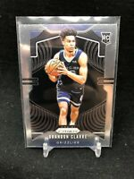 2019-20 Panini Prizm Basketball Brandon Clarke RC Base Card Grizzlies #266 I14