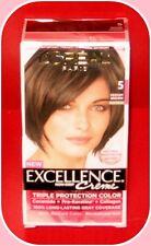 L'Oreal Paris Excellence Creme Haircolor~ Medium Brown ~ # 5  ~ 1 ea