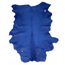 Glacier Wear Leather Buckskin Hide First Quality Blue lth1954a