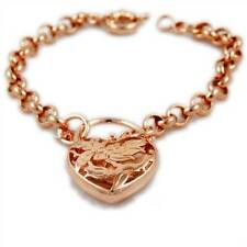 Unbranded Chain Rose Gold Filled Fashion Bangles