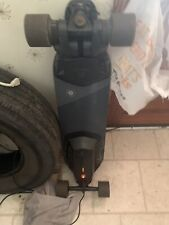 Boosted Stealth Electric Longboard Black 1000+Miles, CHARGER INCLD & Xtra MOTOR