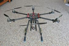 Quanum 680UC Pro Hexa-Copter Umbrella Frame MOTORS ESC Retractable landing gear