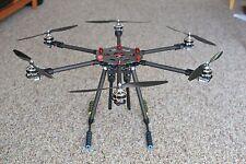 Quanum 680UC Pro Hexa-Copter Umbrella Frame MOTORS ESC Retractable landing gear