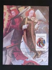 USA MK 1972 WEIHNACHTEN CHRISTMAS MUSIC MAXIMUMKARTE CARTE MAXIMUM CARD MC c7042