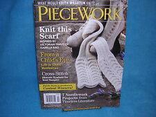 Piecework Magazine September/October 2014 Life In 1900's Manhattan Free Ship