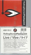CD--THE ROLLING STONES -- -- FLASHPOINT --