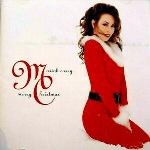 Mariah Carey - Merry Christmas  -  CD, VG