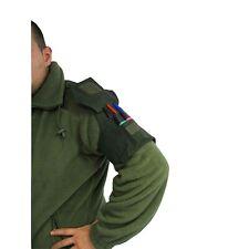 Brassard porte-stylos militaire vert O.D. (Légion étrangère & Armées)
