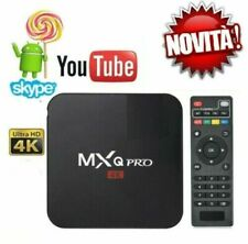 TV BOX NUOVO ANDROID 10.1 4K FULL HD 1080P 2GB 16GB RAM SMART DECODER WIFI