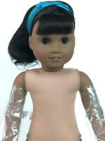 """American Girl 18"""" Doll MELODY~Black~African American~Headband~Adult owned~'x'"""