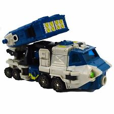 2004 Transformer Energon D5 Barricade Deluxe Bruticus Maximus Combiner Figure